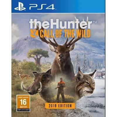 theHunter: Call of the Wild – 2019 Edition لعبة بلايستيشن 4